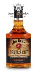 Jim Beam Devil's Cut / 45% / 0,7l