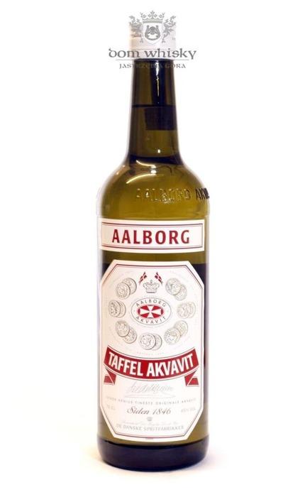 Aalborg Taffel Akvavit (Dania) / 45% / 0,7l