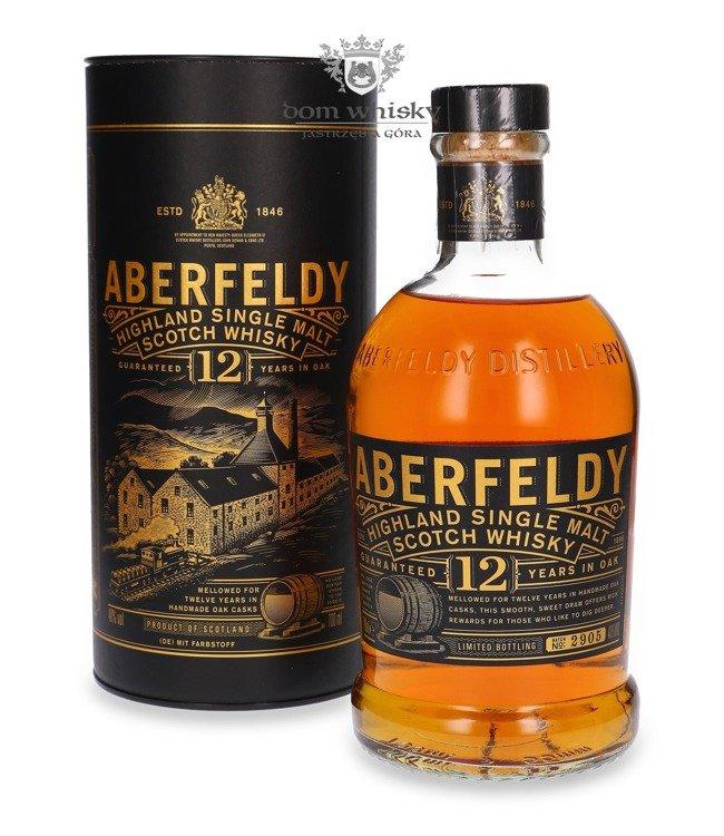 Aberfeldy 12-letni / 40% / 0,7l