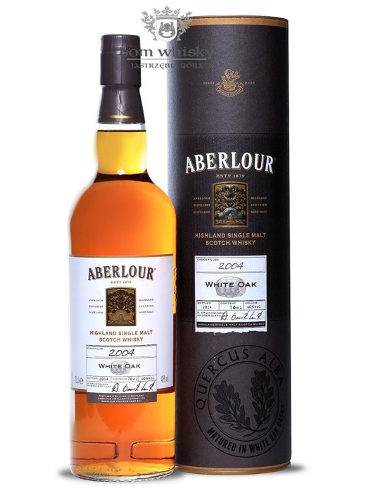 Aberlour White Oak 2004 (B.2014) / 40% / 0,7l