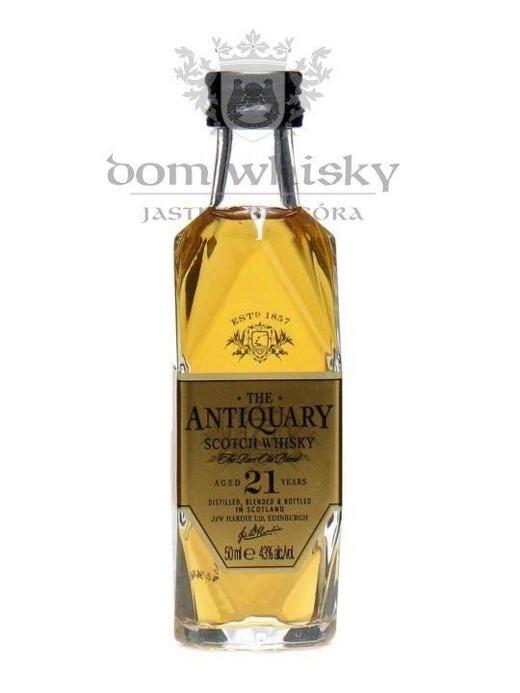 Antiquary 21 letni / 43% / 0,05l