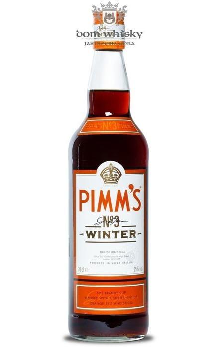 Aperitif Pimm's No. 3 Winter / 25% / 0,7l