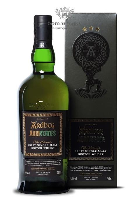 Ardbeg Auriverdes (2014 Release) / 49,9% / 0,7l