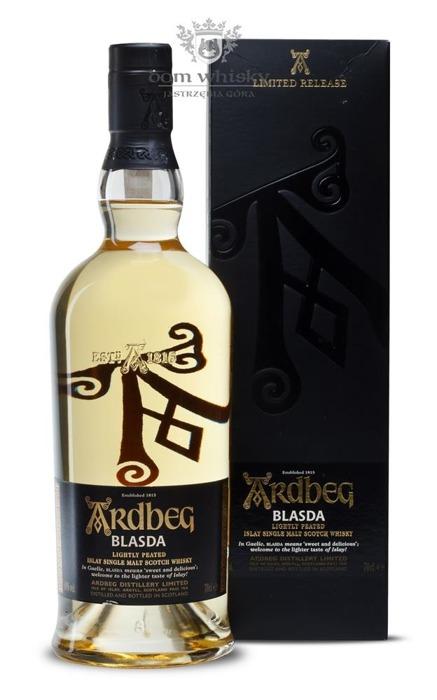Ardbeg Blasda (2008 Release) / 40% / 0,7l