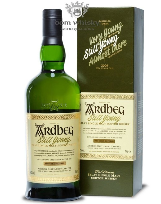 Ardbeg Still Young (2006 Release) / 56,2% / 0,7l