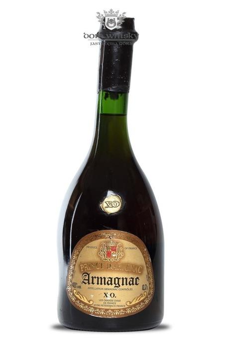 Armagnac Prince D'Arignac XO / 40% / 0,7l
