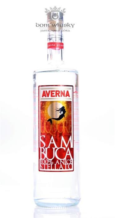 Averna Sambuca Anis Liqueur / 42% / 1,0l