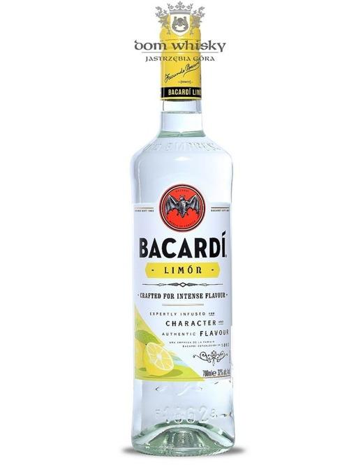 Bacardi Limon / 32% / 0,7l