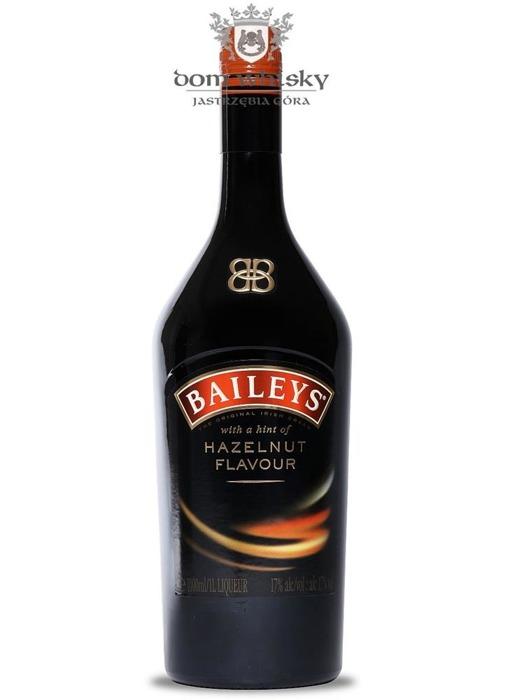 Bailey's Hazelnut / 17% / 1,0l