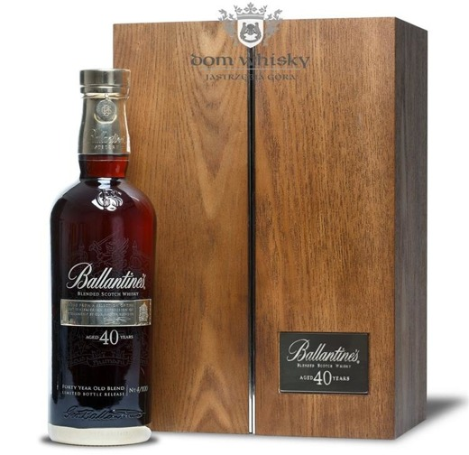Ballantine's 40-letni, Label No. 4 / 43% / 0,7l