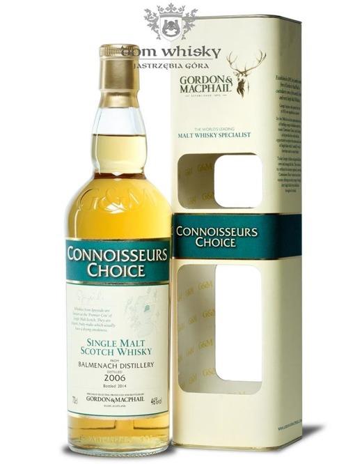 Balmenach 2006 (B.2014) Connoisseurs Choice / 46% / 0,7l