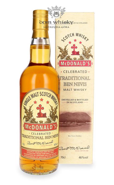 Ben Nevis MacDonald's Traditional / 46% / 0,7l
