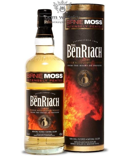 BenRiach Birnie Moss / 48% / 0,7l