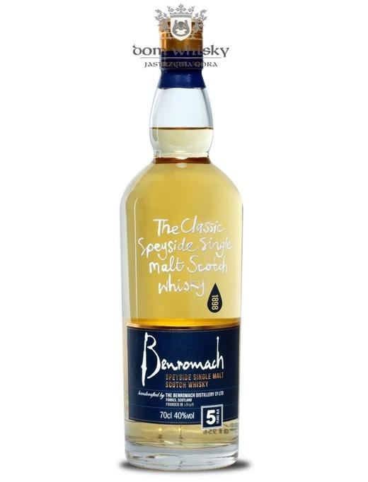 Benromach 5-letni / 40% / 0,7l