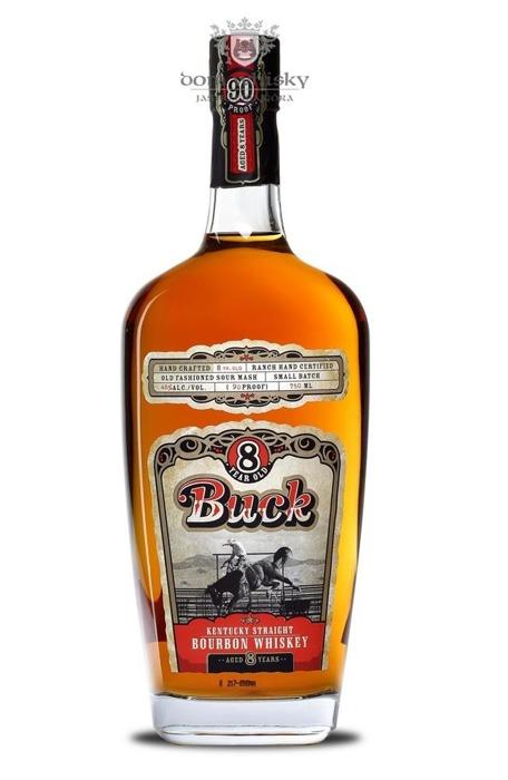 Buck 8 letni / 45% / 0,75l