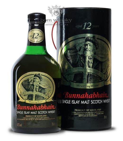 Bunnahabhain 12-letni (Bottled 1990's) / 43% / 0,7l