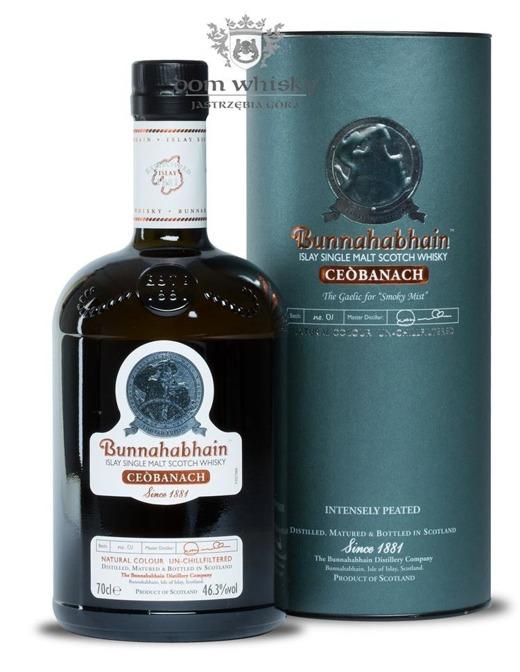 Bunnahabhain Ceòbanach / 46,3% / 0,7l