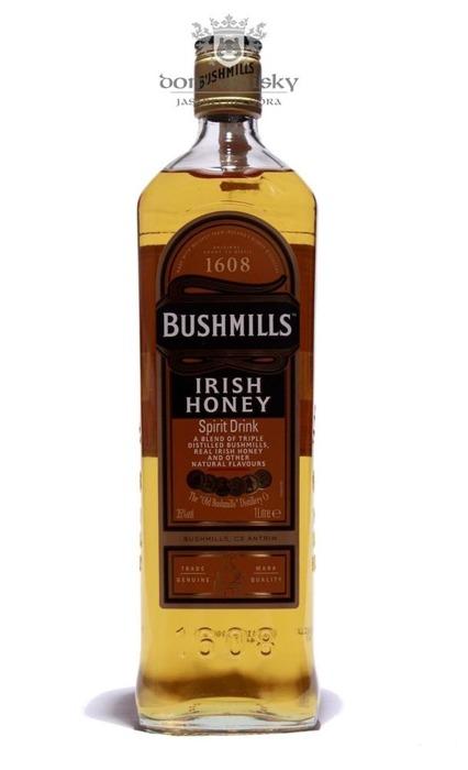 Bushmills Irish Honey / 35% / 1,0l