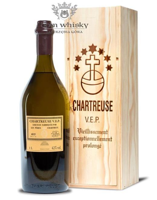 Chartreuse V.E.P. Jaune / 42% / 1,0l