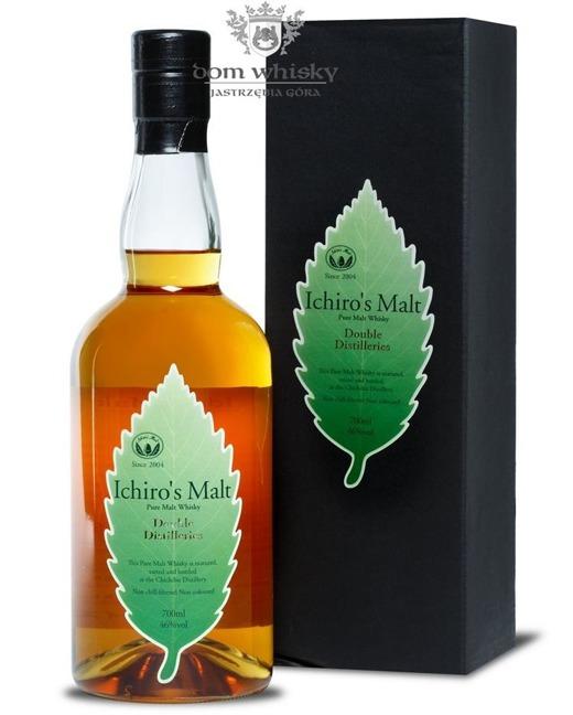 Chichibu Ichiro's Malt Double Distiller's / 46% / 0,7l