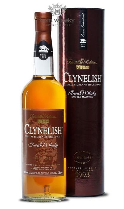 Clynelish 1993 (B.2010) Distillers Edition / 46% / 0,7l