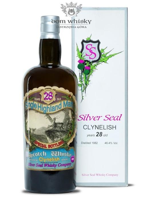 Clynelish 28-letni (D.1982, B.2010) Silver Seal / 46,4% / 0,7l