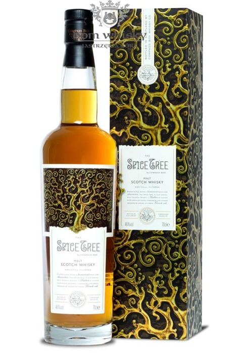 Compass Box The Spice Tree / 46% / 0,7l