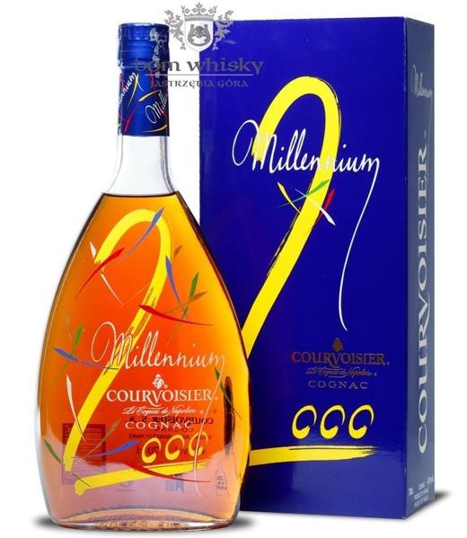 Courvoisier Millennium Cognac / 40% / 0,7l