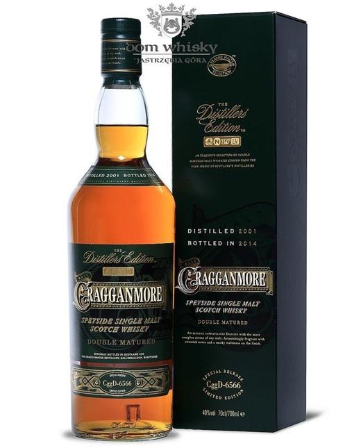 Cragganmore 2001 (Bottled 2014) Distillers Edition /40%/0,7l