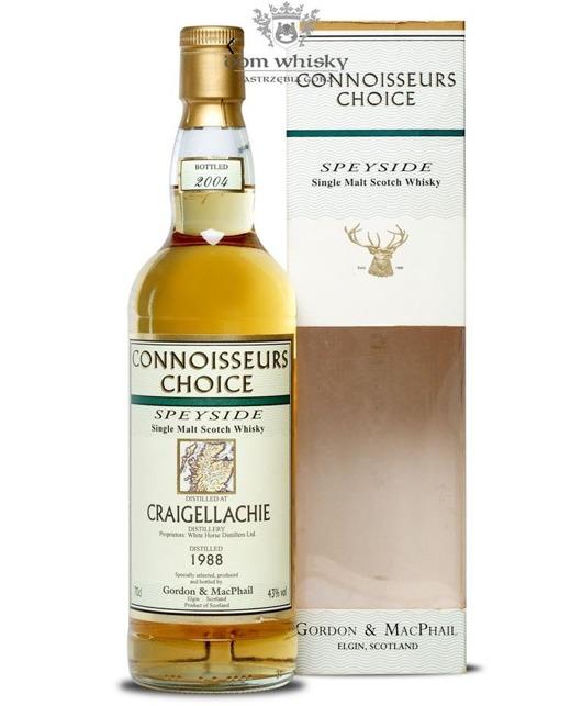 Craigellachie 1988 (B.2004) Connoisseurs Choice / 43% / 0,7l