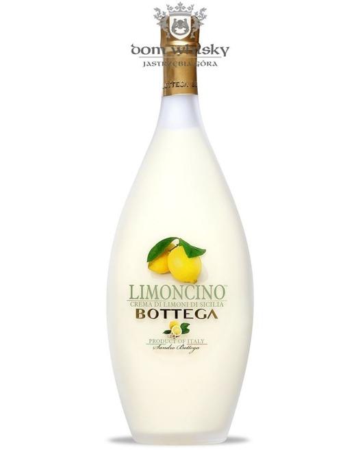 Crema di Limoncino Bottega Liqueur / 15% / 0,5l