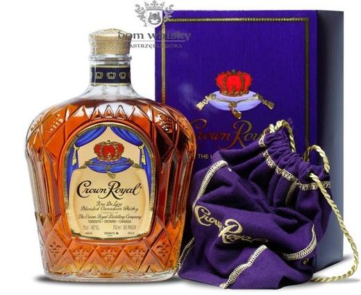 Crown Royal / 40% / 0,75l
