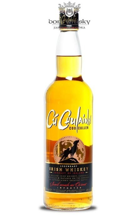 Cu Chulainn Irish Blended Whiskey / 40% / 0,7l