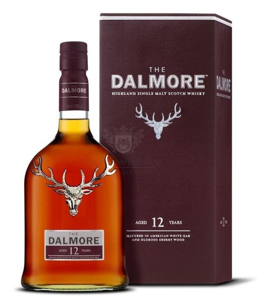 Dalmore 12-letni / 40% / 1,0l