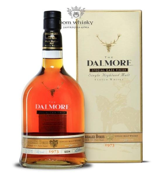 Dalmore 30-letni (D.1973, B.2003) Gonzalez Byass / 42% / 0,7l