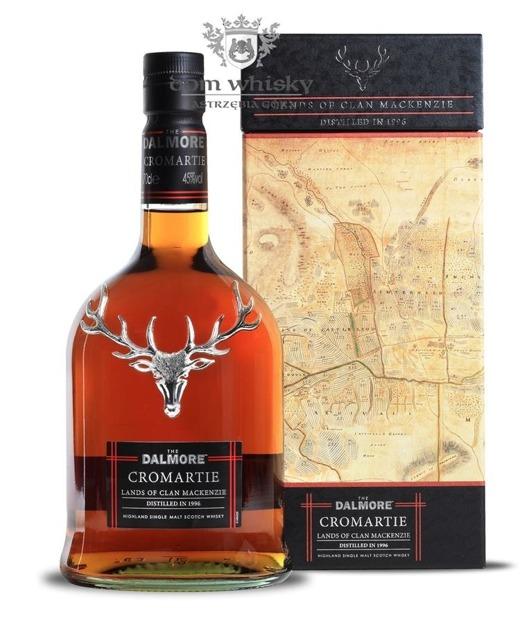 Dalmore Cromartie Distilled 1996 / 45% / 0,7l