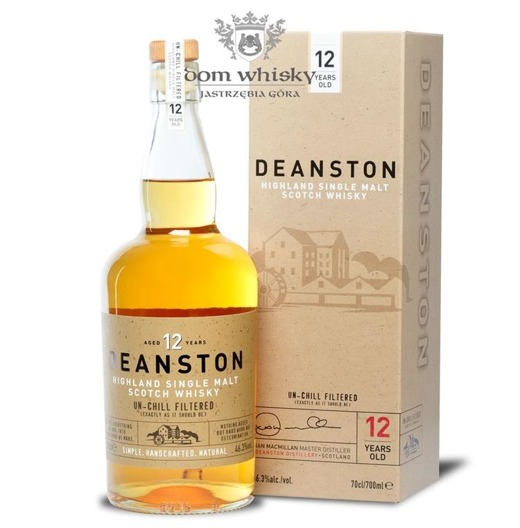 Deanston 12-letni / 46,3% / 0,7l