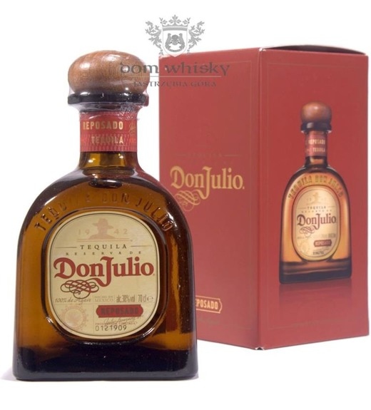 Don Julio Reposado / 40% / 0,75l