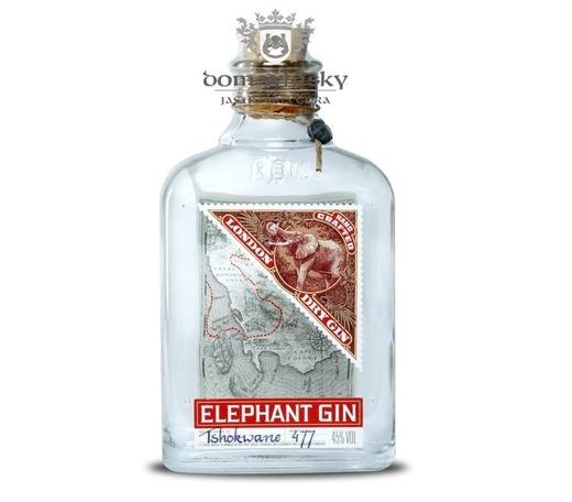 Elephant London Dry Gin / 45% / 0,5l