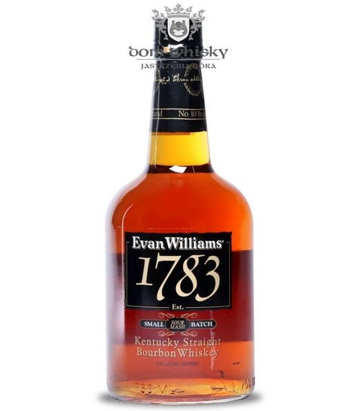Evan Williams Kentucky Since No.10 Brand 1783 / 43% / 0,75l