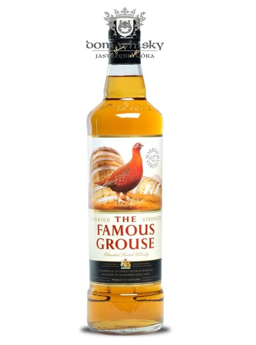 Famous Grouse Married Strength / 45,9% / 0,7l