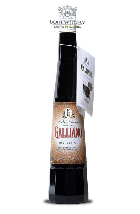 Galliano Ristretto Liqueur / 30% / 0,5l