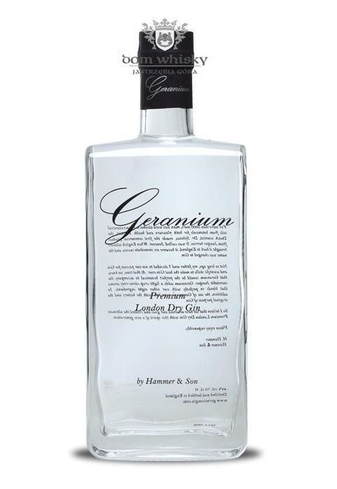Geranium Premium London Dry Gin / 44% / 0,7l