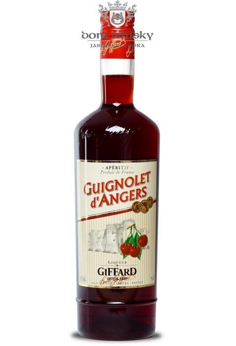 Giffard Guignolet D'Angers likier barmański / 15% / 0,7l