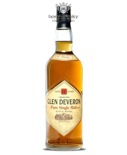 Glen Deveron 10-letni (Distilled 1990) / 40%/ 0,7l