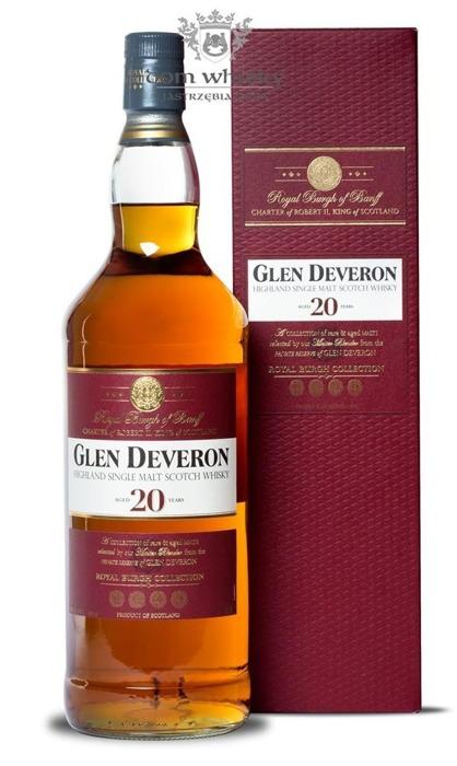 Glen Deveron 20-letni / 40% / 1,0l