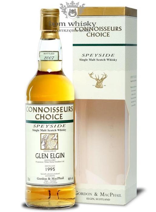 Glen Elgin 1995 (Bottled 2007) Connoisseurs Choice / 46% /0,7l