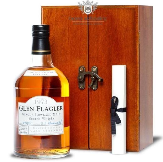 Glen Flagler 30-letni, (D.1973, B.2003) / 46% / 0,7l
