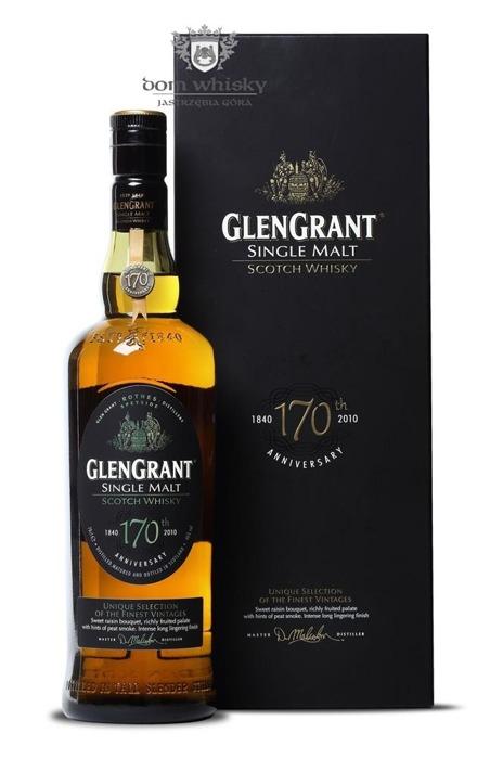 Glen Grant 170th Anniversary / 46% / 0,7l