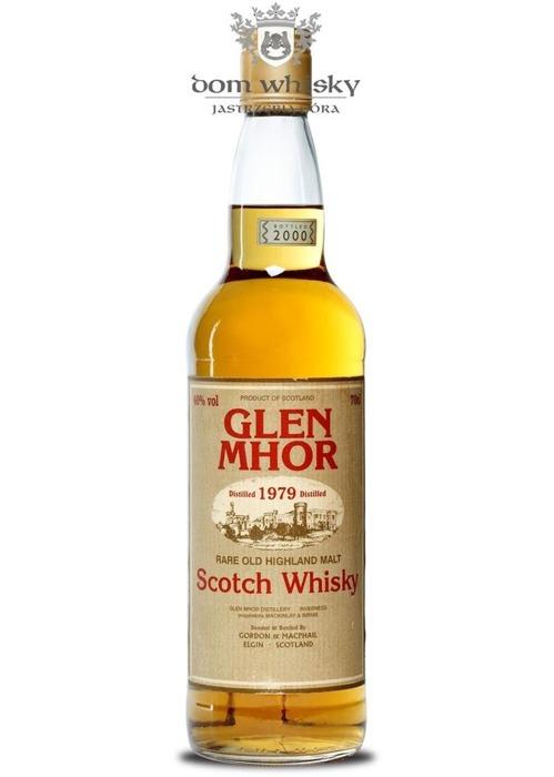 Glen Mhor 1979, (Bottled 2000) Gordon & MacPhail / 40% / 0,7l